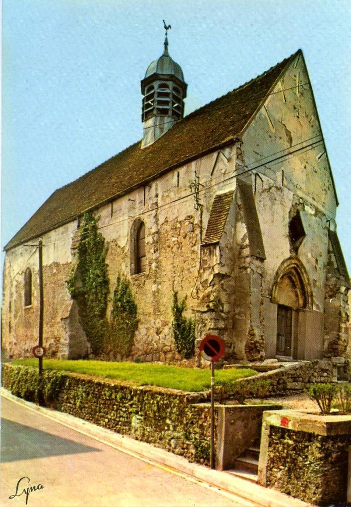 04 - Chapelle St-Jean, autre perspective