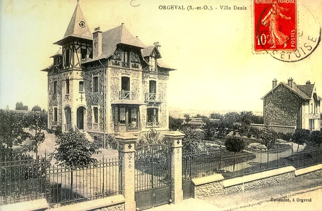 2 - La Villa Denis
