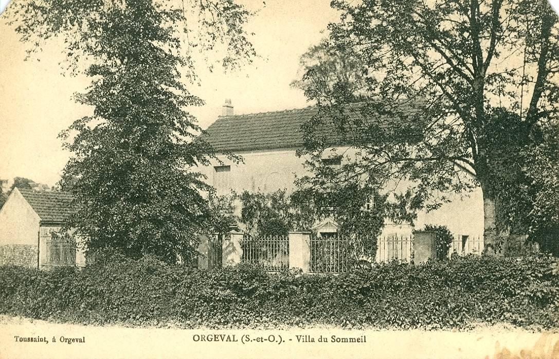 Villa du Sommeil