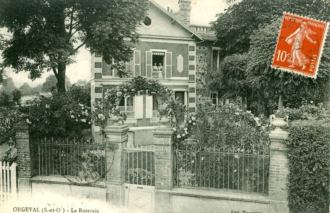 2 - La Roseraie