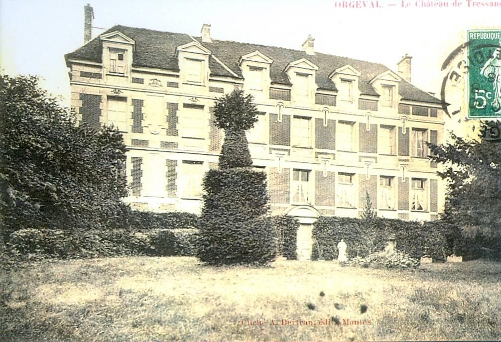 chateau de tressancourt