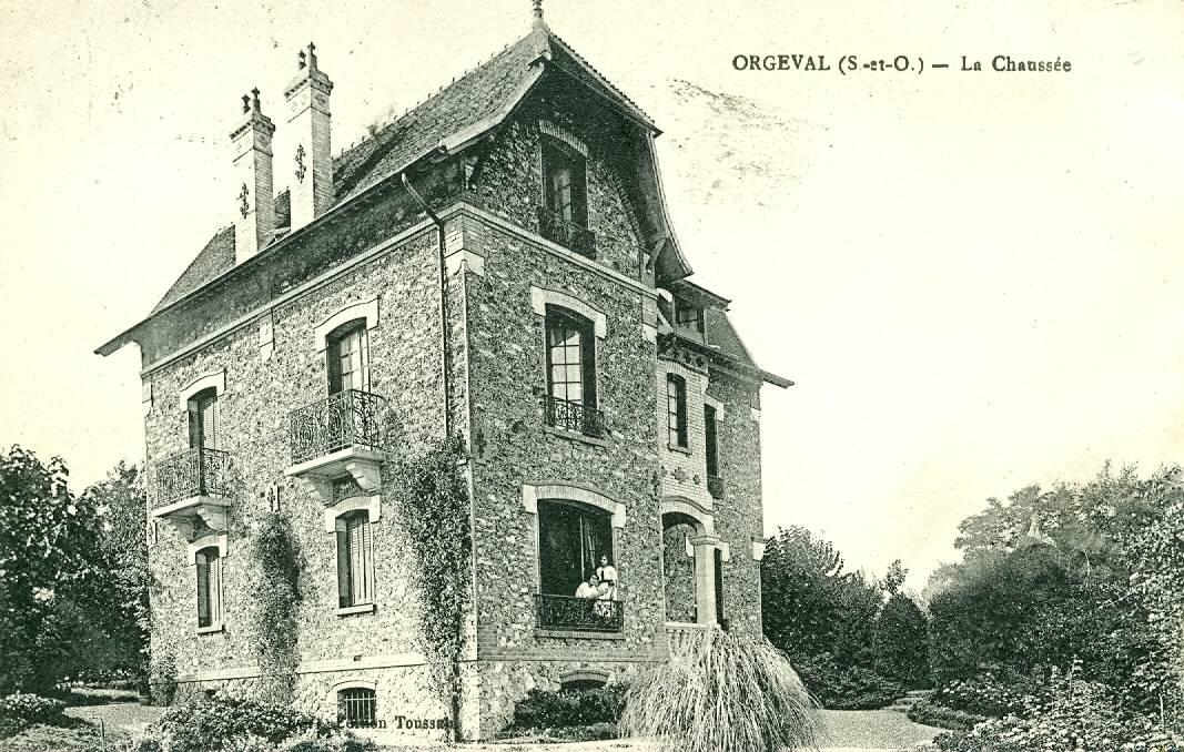 3 - La Chaussee