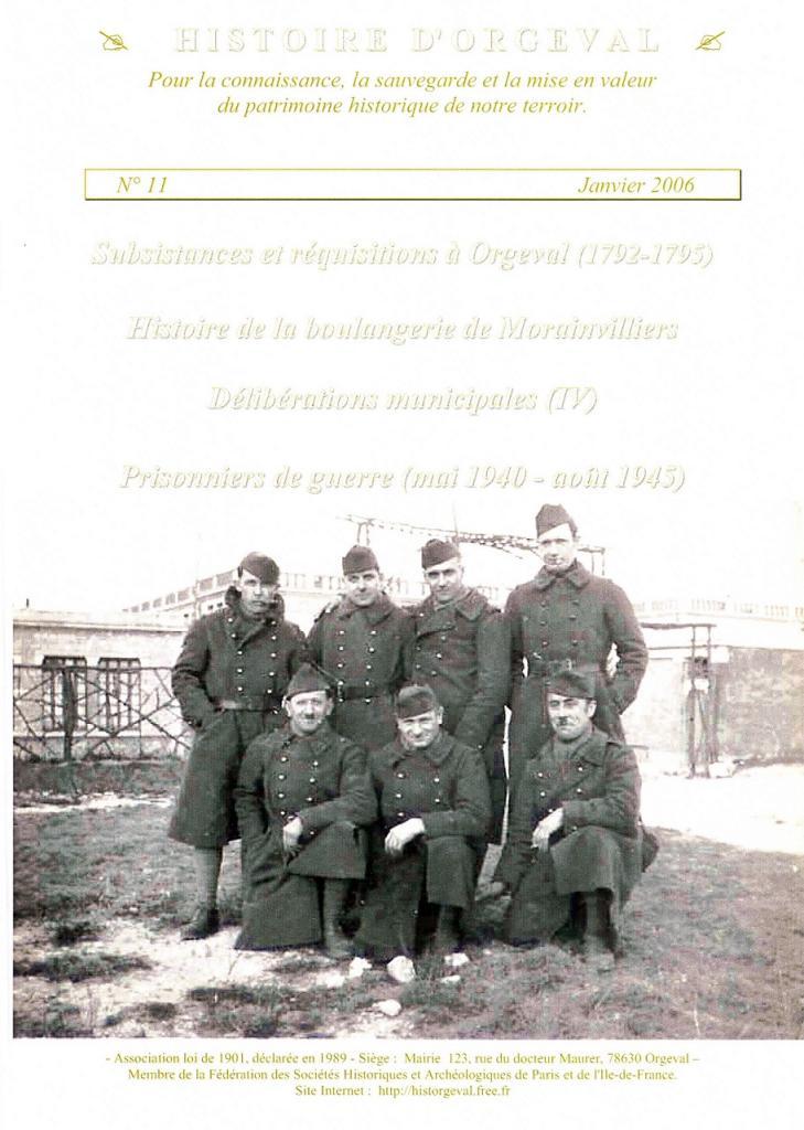 Bulletin N° 11 - 2006