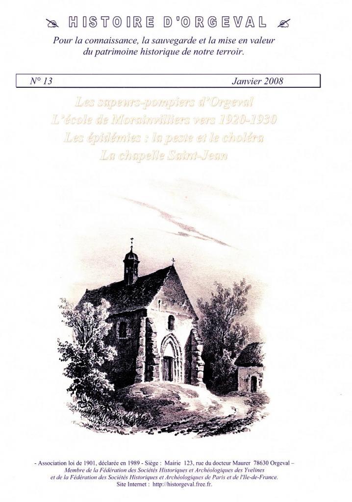 Bulletin N° 13 - 2008