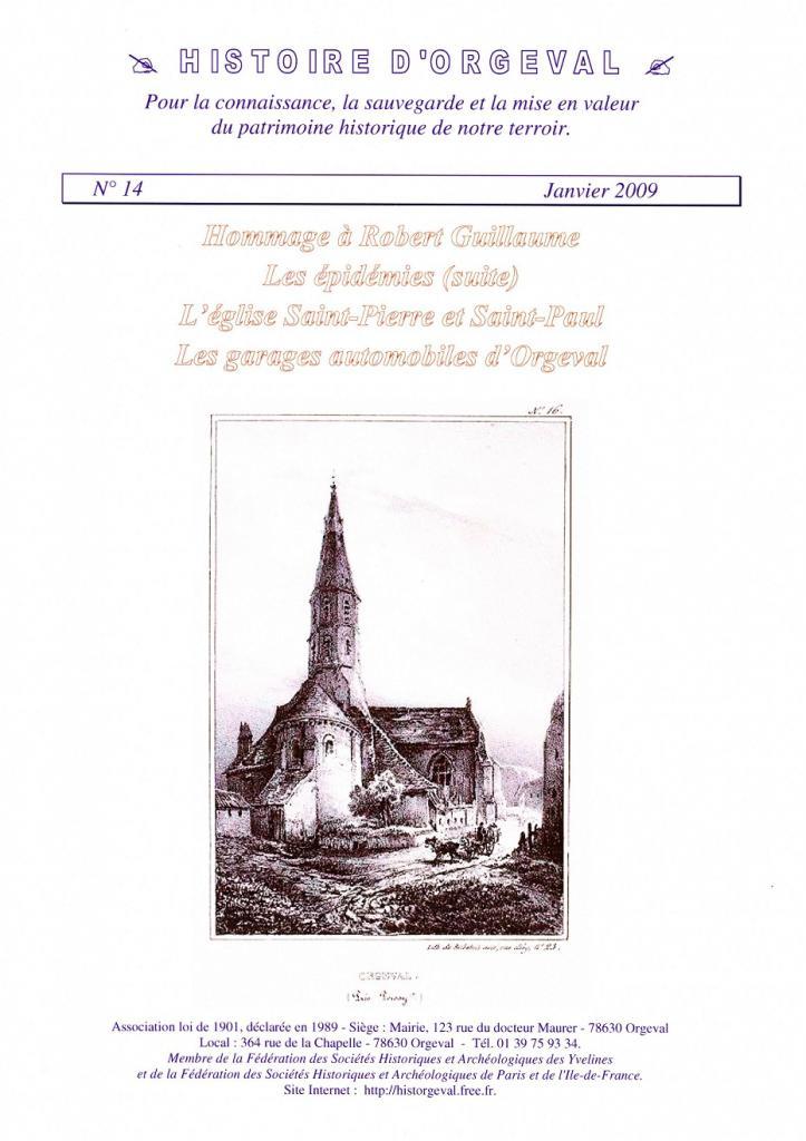Bulletin N° 14 - 2009