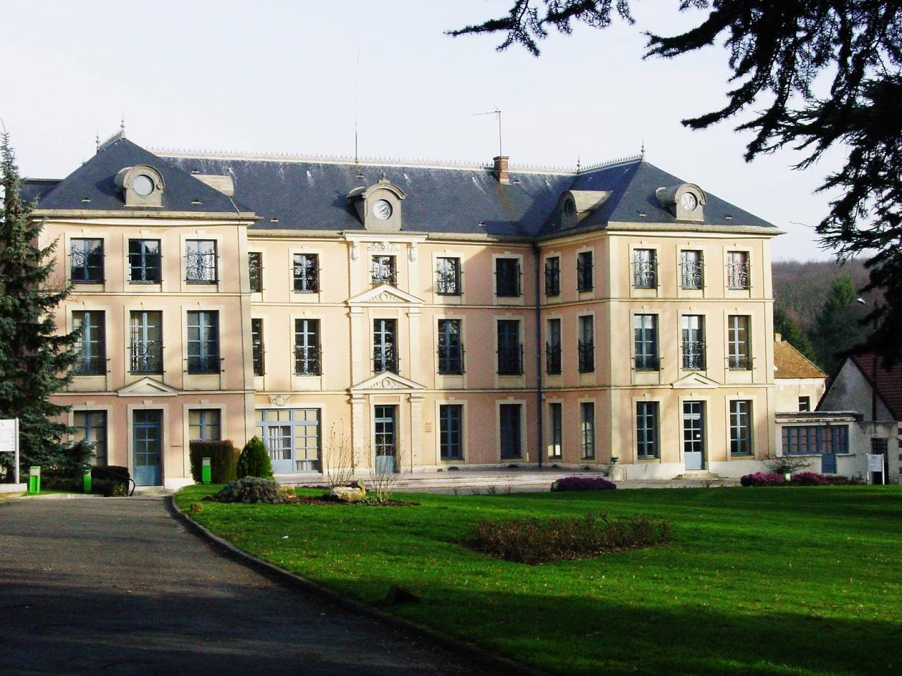 Le chateau de Bures