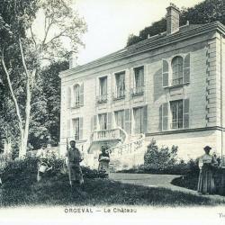 Le Château (au Haut Orgeval)