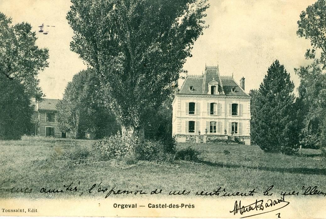 Le Castel des Prés