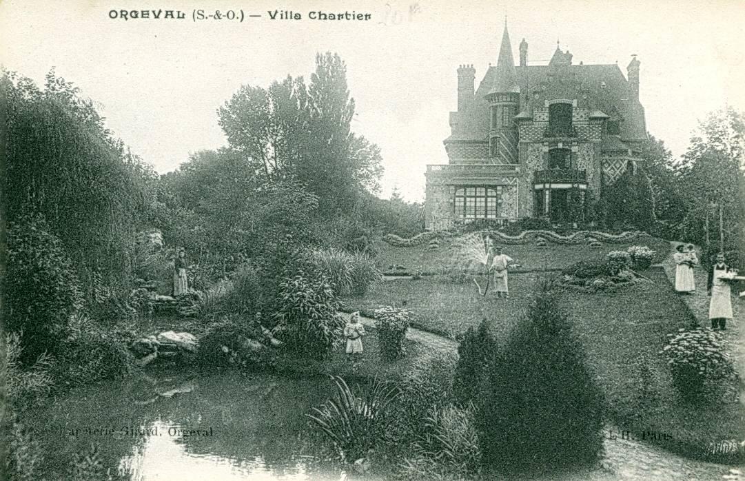 207 villa chartier