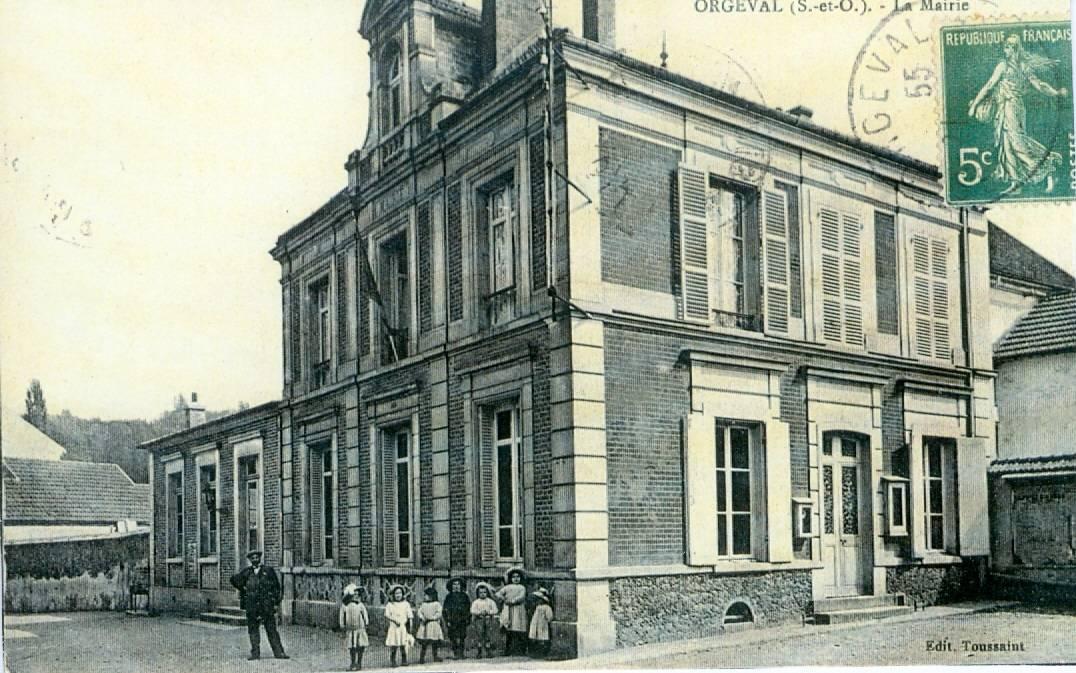458 mairie