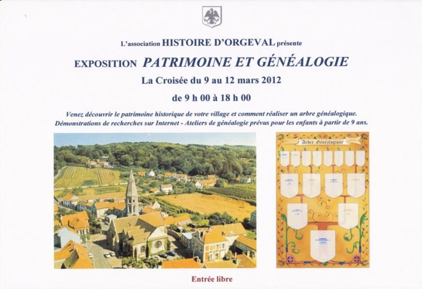 Patrimoine et genealogie