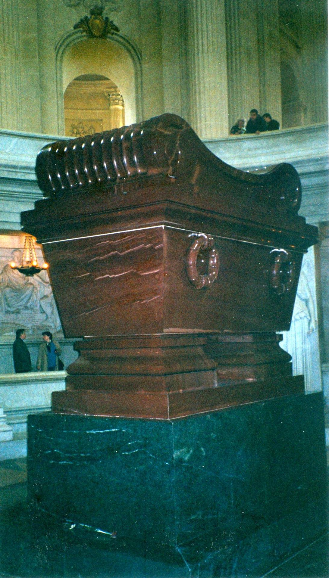 Tombeau napoleon