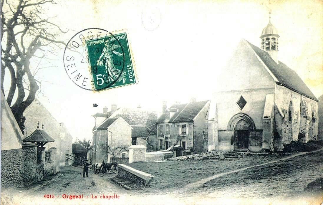 Chapelle St-Jean