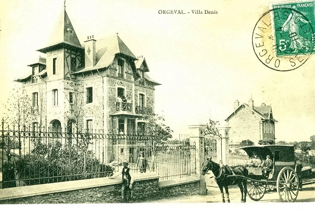 La Villa Denis