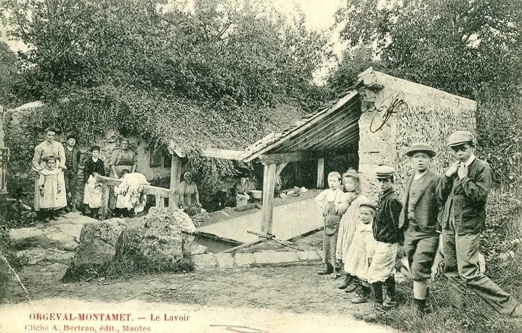 Lavoir de Montamets