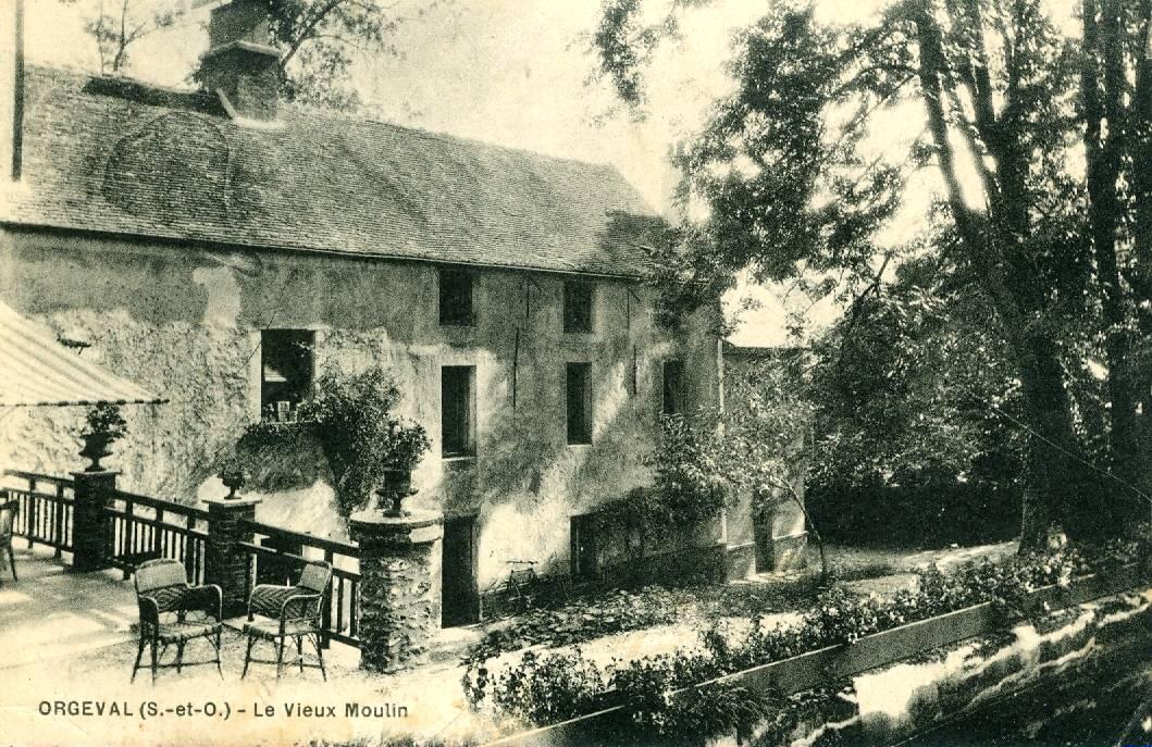 Moulin des Bouillons