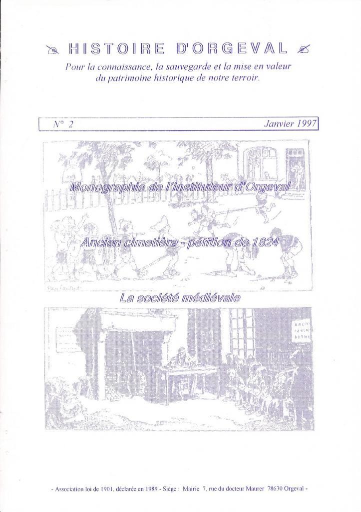 Bulletin N° 2 - 1997