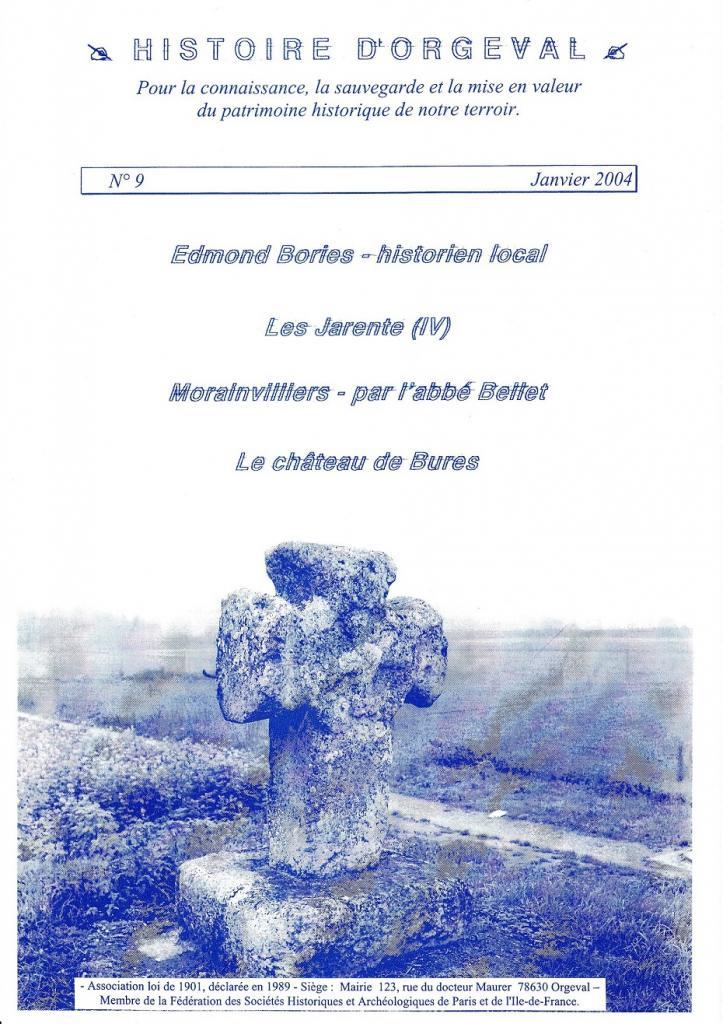 Bulletin N° 9 - 2004