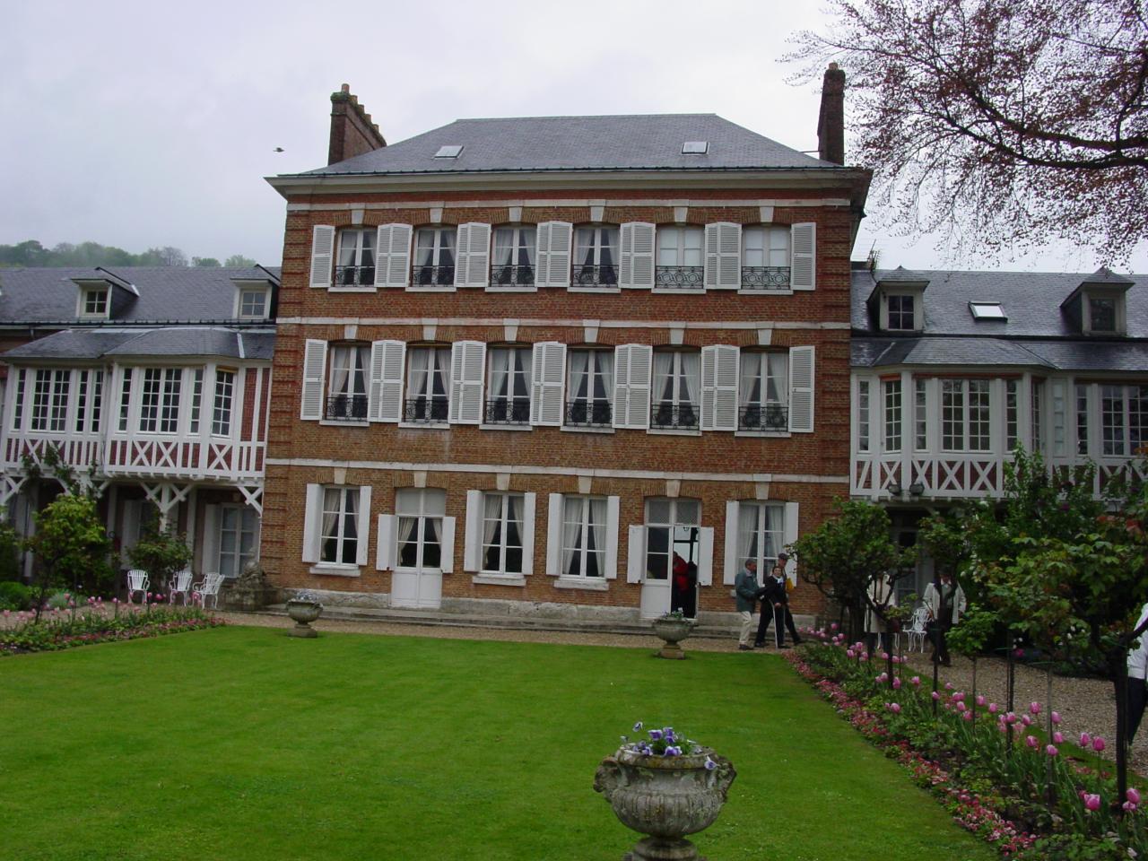Musée Victor Hugo à Villequier (76) - Avril 2003