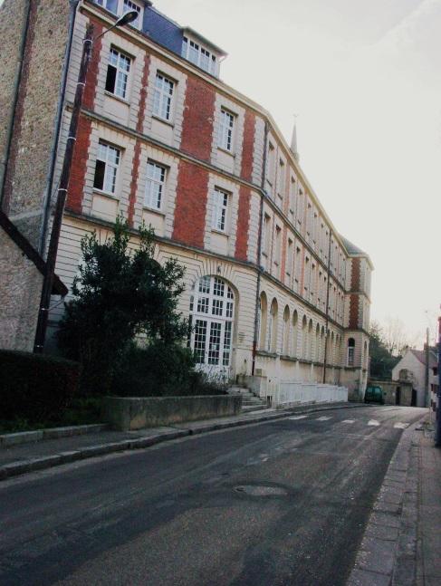 Le château de Bures