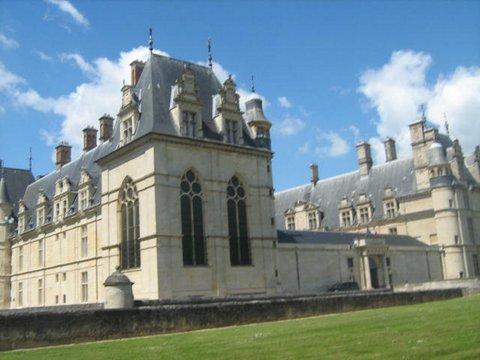 Château d'Ecouen - Mai 2014