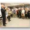 Inauguration de l'exposition Patrimoine et Généalogie