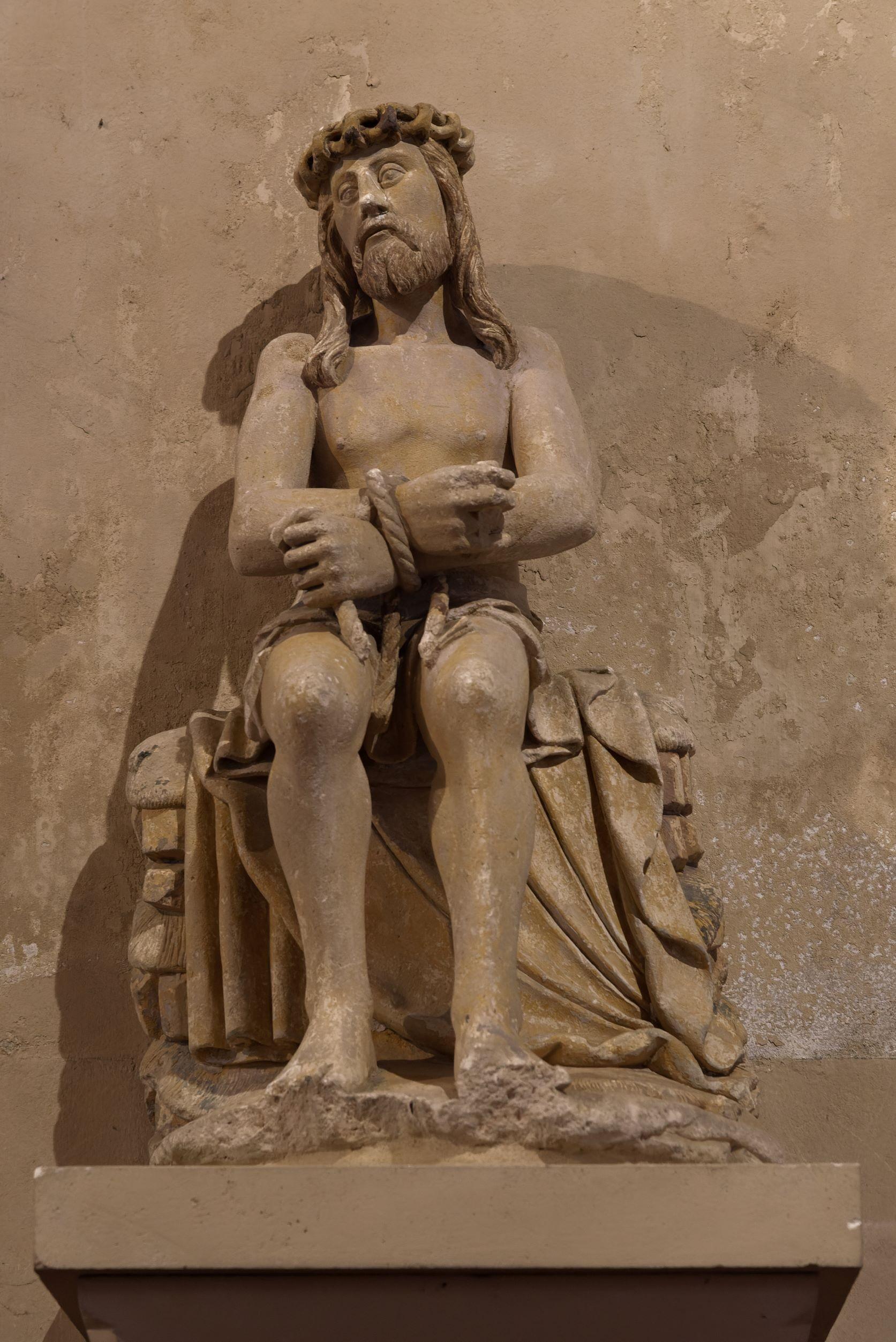 Le Christ aux liens