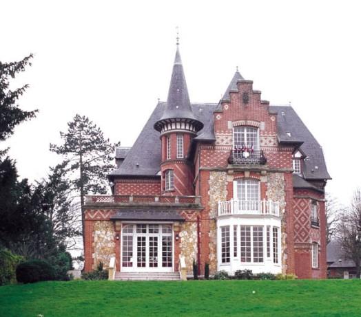 La mairie d'Orgeval