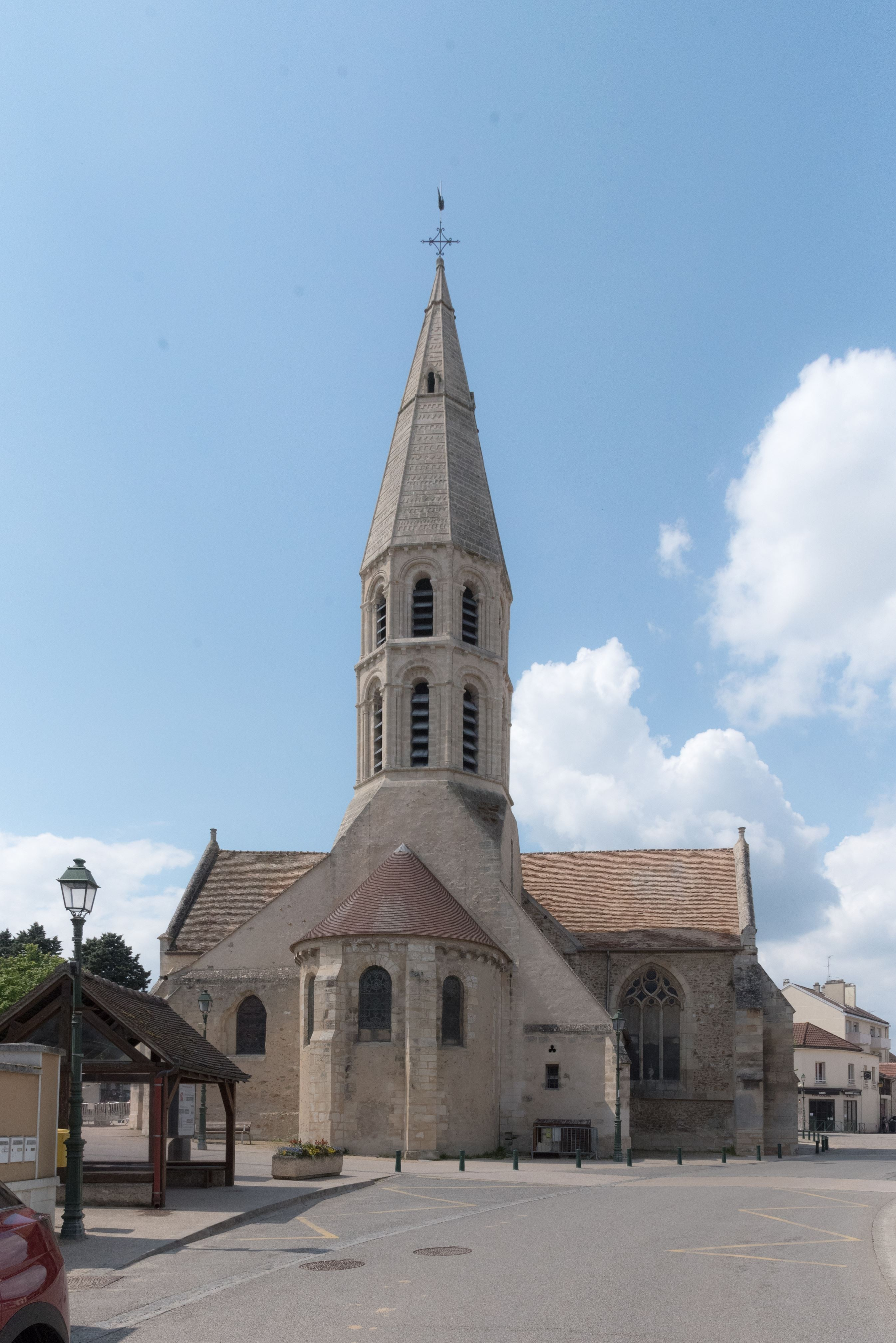L'église Saint-Pierre et Saint-Paul