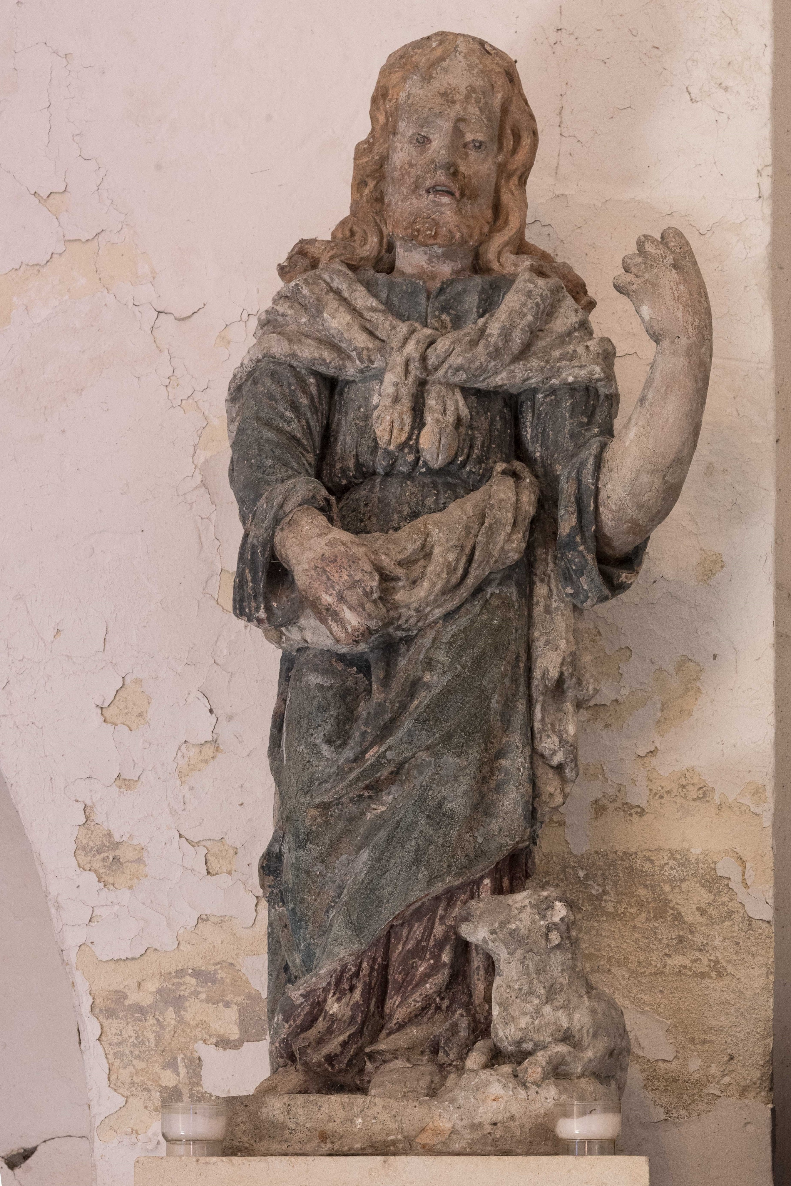 Statue de Saint-Jean