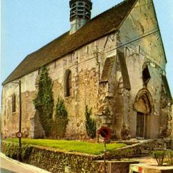Chapelle St-Jean, autre perspective