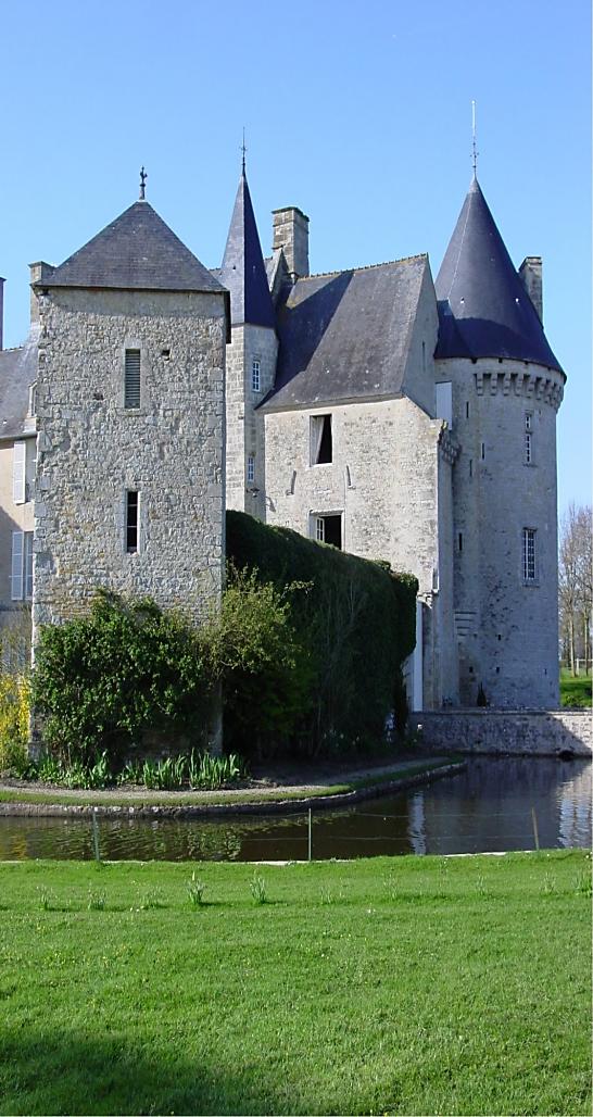 Château de Colombière (Calvados) - 2008