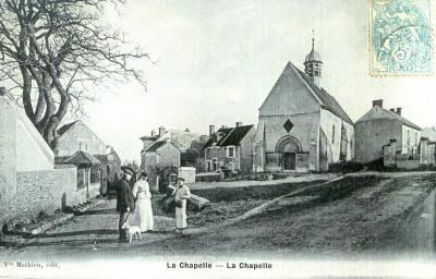 Ho354 chapelle ancien