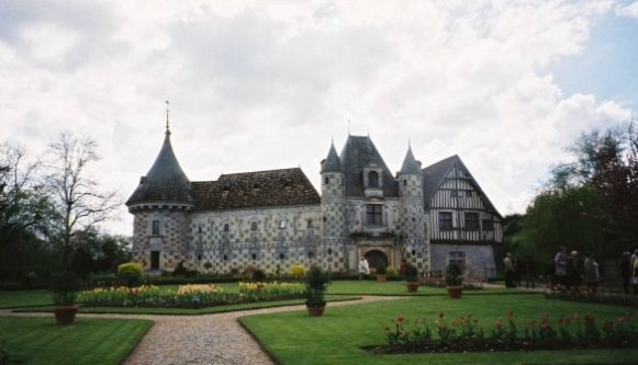 Manoir de Saint-Germain de Livet  (Calvados) - 2001