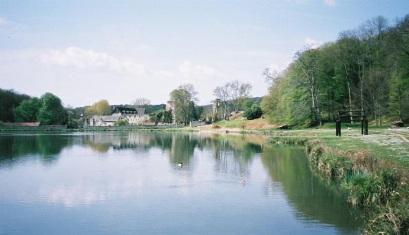 Abbaye de Mortemer - 2002