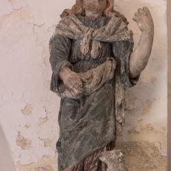 Statue de Saint-Baptiste