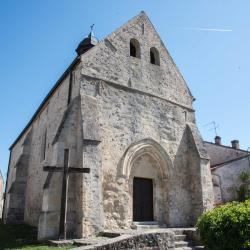 La Chapelle Saint-Jean en 2021